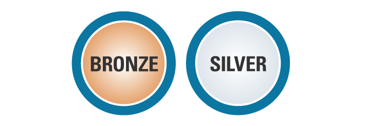 Difference Between Bronze and Silver Health Plans