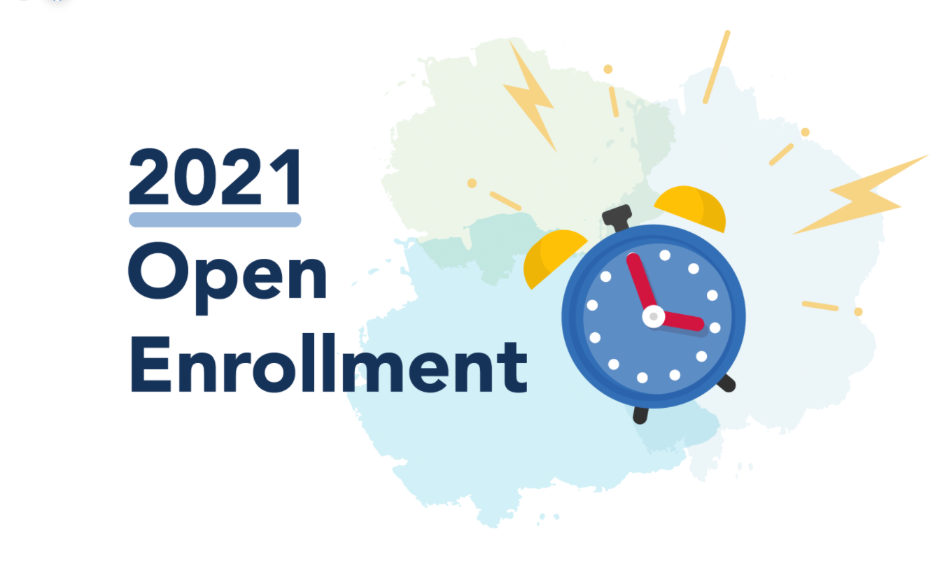 New Open Enrollment Period